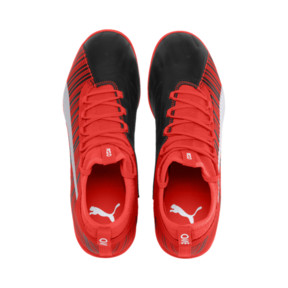 Thumbnail 7 of PUMA ONE 5.3 IT Men's Soccer Shoes, Black-Nrgy Red-Aged Silver, medium