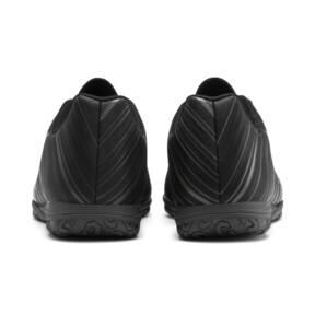Thumbnail 4 of PUMA ONE 5.4 IT Men's Soccer Shoes, Black-Black-Puma Aged Silver, medium