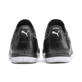 Thumbnail 4 of King Pro IT Soccer Shoes, Puma Black-Puma White, medium