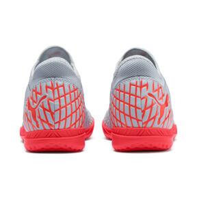 Thumbnail 4 of FUTURE 4.4 IT Men's Soccer Shoes, Glacial Blue-Nrgy Red, medium