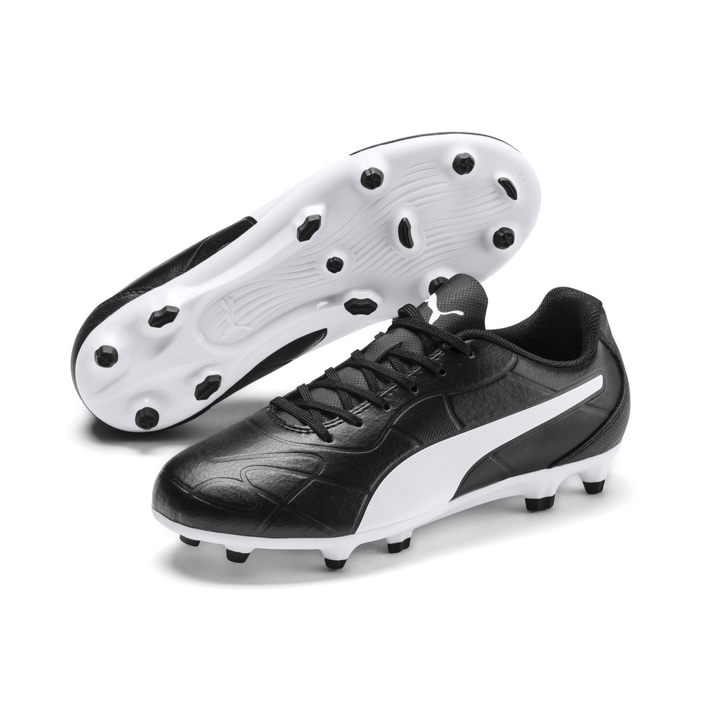 Image Puma Monarch FG Youth Football Boots #2