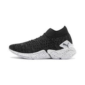 Thumbnail 1 of FUTURE Orbiter Men's Soccer Shoes, Black-Black-Puma Aged Silver, medium