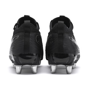 Thumbnail 3 of PUMA ONE H8 Men's Rugby Boots<br />, Black-Puma Black-Puma Black, medium