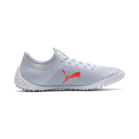 Thumbnail 6 of 365 Concrete 2 ST Men's Soccer Shoes, Grey Dawn-Nrgy Red-White, medium