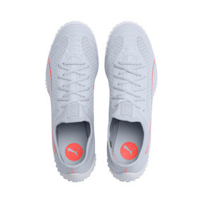 Thumbnail 7 of 365 Concrete 2 ST Men's Soccer Shoes, Grey Dawn-Nrgy Red-White, medium