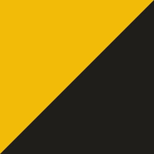 Puma Black-YELLOW-White