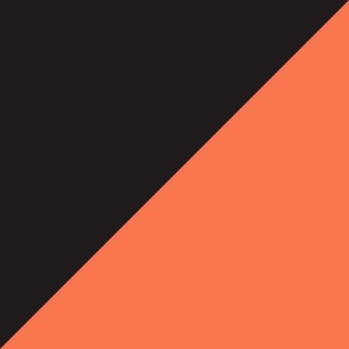 Shocking Orange-Puma Black