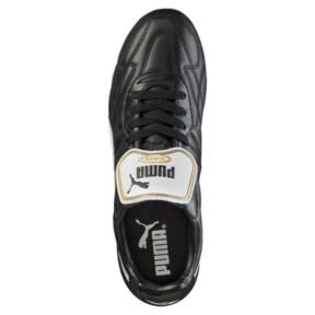 Thumbnail 5 of King Top di FG Men's Soccer Cleats, black-white-team gold, medium