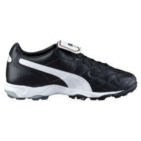 Thumbnail 4 of Soccer Shoe King Allround TT, black-white-team gold, medium