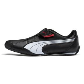 Thumbnail 1 of Redon Move Men's Shoes, black-white-high risk red, medium