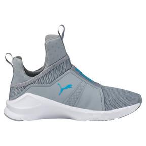 Thumbnail 3 of PUMA Fierce Core Training Shoes, Quarry-Blue Atoll, medium