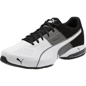 Thumbnail 1 of CELL Surin 2 Matte Men's Training Shoes, Charcoal Gray-Puma White, medium