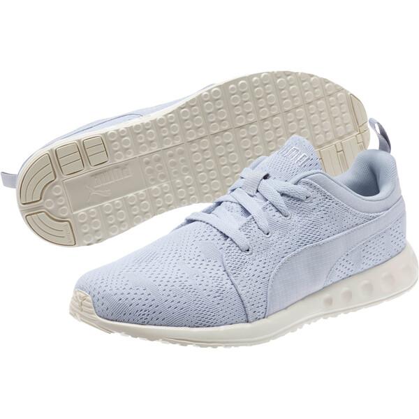 ad8e73f8ea65a Carson Runner Camo Mesh Men's Running Shoes, HALOGEN BLUE-Whisper White,  large