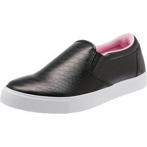 Thumbnail 1 of Tustin Women's Slip-On Golf Shoes, Black-PRISM PINK, medium