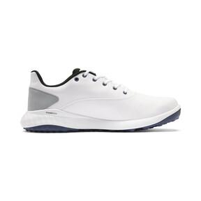Imagen en miniatura 5 de Zapatos de golf de hombre GRIP FUSION, White-Black-TRUE BLUE, mediana