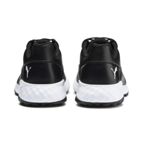 Thumbnail 3 of GRIP FUSION Men's Golf Shoes, Black-White, medium