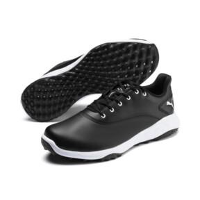 Thumbnail 2 of GRIP FUSION Men's Golf Shoes, Black-White, medium