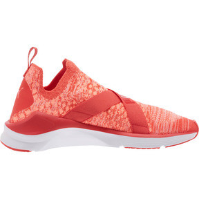 Thumbnail 3 of Fierce evoKNIT Women's Training Shoes, Poppy Red-Puma White, medium