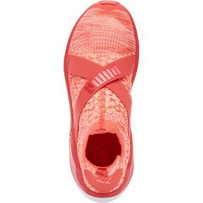 Thumbnail 5 of Fierce evoKNIT Women's Training Shoes, Poppy Red-Puma White, medium