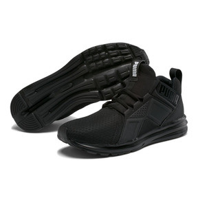 Thumbnail 2 of Enzo Men's Training Shoes, Puma Black, medium