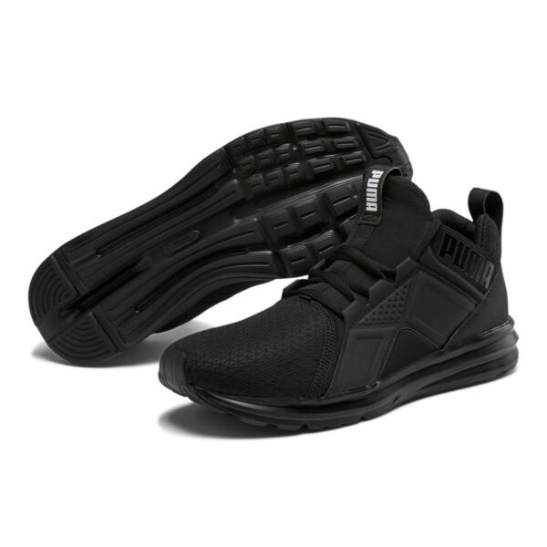 Enzo Men's Training Shoes, Puma Black, large