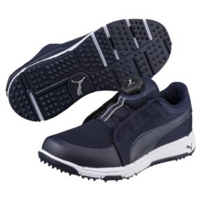 Thumbnail 2 of GRIP Sport DISC Boy's Golf Shoes JR, Peacoat-Peacoat-Quarry, medium