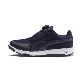 Thumbnail 1 of Grip Sport DISC Kids' Golf Shoes, Peacoat-Peacoat-Quarry, medium