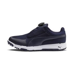 Thumbnail 1 of GRIP Sport DISC Boy's Golf Shoes JR, Peacoat-Peacoat-Quarry, medium