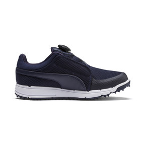 Thumbnail 5 of Grip Sport DISC Kids' Golf Shoes, Peacoat-Peacoat-Quarry, medium