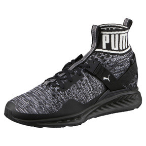 Thumbnail 1 of IGNITE evoKNIT Men's Training Shoes, Black-QUIET SHADE-Black, medium