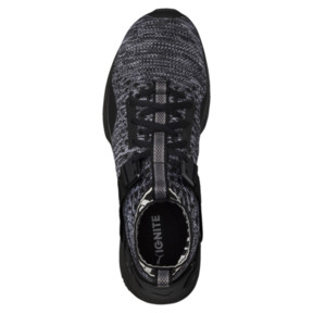 Thumbnail 5 of IGNITE evoKNIT Men's Training Shoes, Black-QUIET SHADE-Black, medium