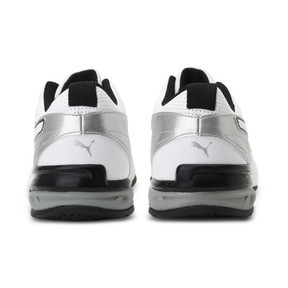 Thumbnail 4 of Tazon 6 FM Men's Sneakers, White-puma silver-Black, medium