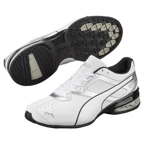 Thumbnail 2 of Tazon 6 FM Men's Sneakers, White-puma silver-Black, medium