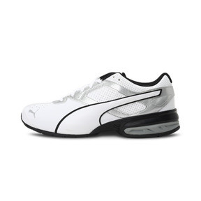Thumbnail 1 of Tazon 6 FM Men's Sneakers, White-puma silver-Black, medium
