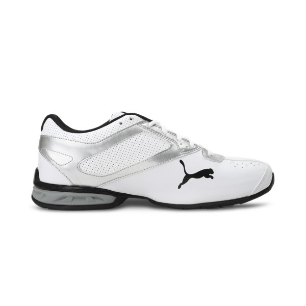 Tazon 6 FM Men's Sneakers, White-puma silver-Black, large