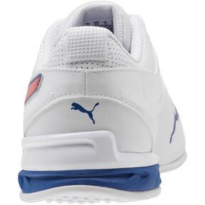 Miniatura 3 de Zapatos deportivos Tazon 6 FM para hombre, P White-Glaxy Blue-H Risk Rd, mediano