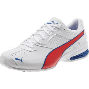 Miniatura 1 de Zapatos deportivos Tazon 6 FM para hombre, P White-Glaxy Blue-H Risk Rd, mediano