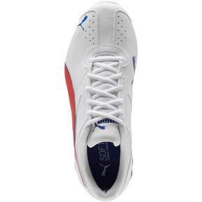 Miniatura 5 de Zapatos deportivos Tazon 6 FM para hombre, P White-Glaxy Blue-H Risk Rd, mediano