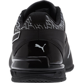 Thumbnail 4 of Tazon 6 Fracture FM Men's Sneakers, Puma Black-Puma Black, medium