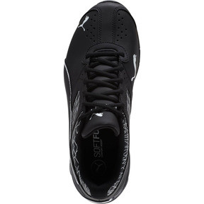 Thumbnail 5 of Tazon 6 Fracture FM Men's Sneakers, Puma Black-Puma Black, medium