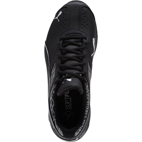 Tazon 6 Fracture FM Men's Sneakers, Puma Black-Puma Black, large