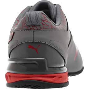 Miniatura 4 de Zapatos deportivos Tazon 6 Fracture FM para hombre, QUIET SHADE-High Risk Red, mediano