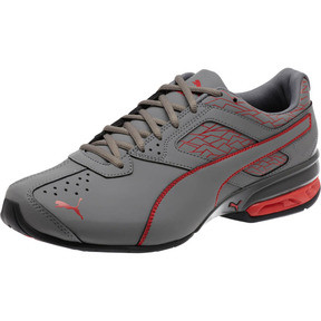 Miniatura 1 de Zapatos deportivos Tazon 6 Fracture FM para hombre, QUIET SHADE-High Risk Red, mediano