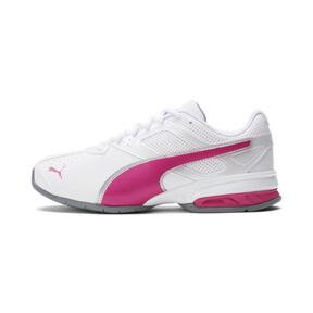 Thumbnail 1 of Tazon 6 FM Women's Sneakers, White-fuchsia purple-silver, medium