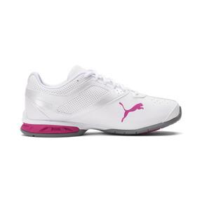 Thumbnail 5 of Tazon 6 FM Women's Sneakers, White-fuchsia purple-silver, medium