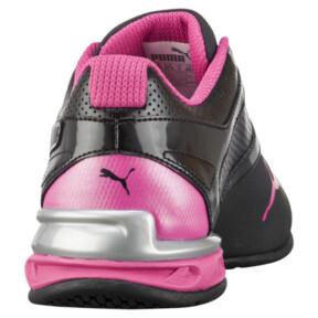 Thumbnail 4 of Tazon 6 FM Women's Sneakers, Black-silver-beetroot purple, medium