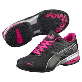 Thumbnail 2 of Tazon 6 FM Women's Sneakers, Black-silver-beetroot purple, medium