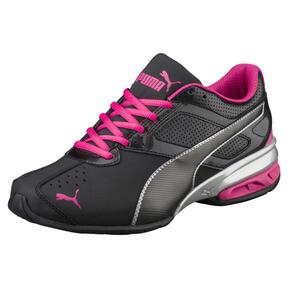 Thumbnail 1 of Tazon 6 FM Women's Sneakers, Black-silver-beetroot purple, medium
