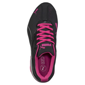 Thumbnail 5 of Tazon 6 FM Women's Sneakers, Black-silver-beetroot purple, medium