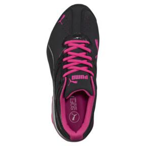 Thumbnail 5 of Tazon 6 FM Women's Sneakers, Black-silver-beetroot purple, medium